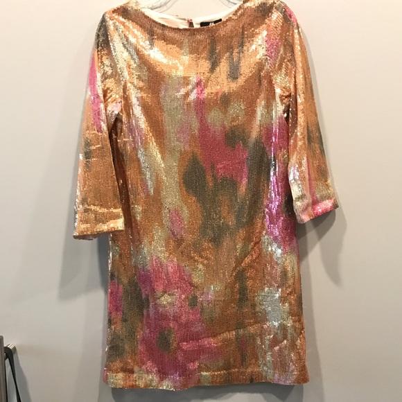H&M Dresses & Skirts - H&M Sequin Shift Dress